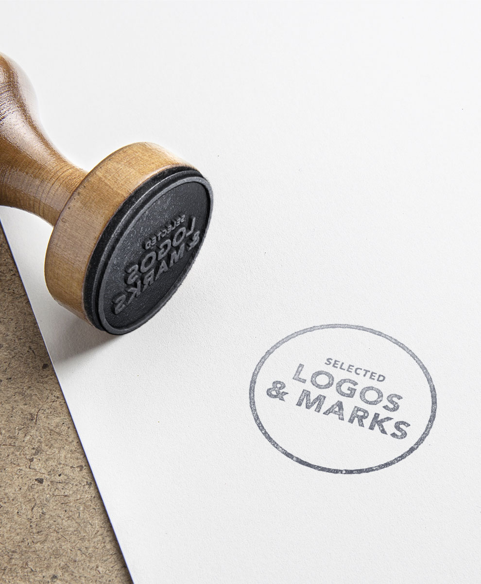 Logos and Marks Stamp